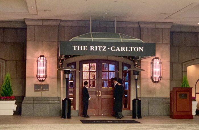 リッツ カールトン 大阪 レストラン
