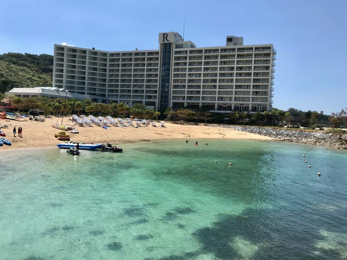 沖縄 ルネッサンス 海風 (うみかじ)